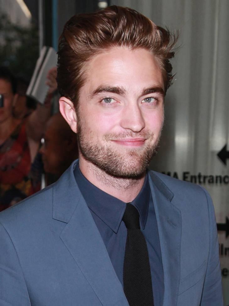 Vielleicht bald schon wieder in London zu Hause: Robert Pattinson.