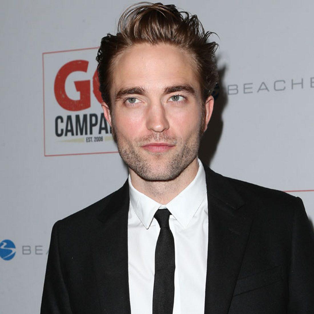 Robert Pattinson geht unter die Modedesigner