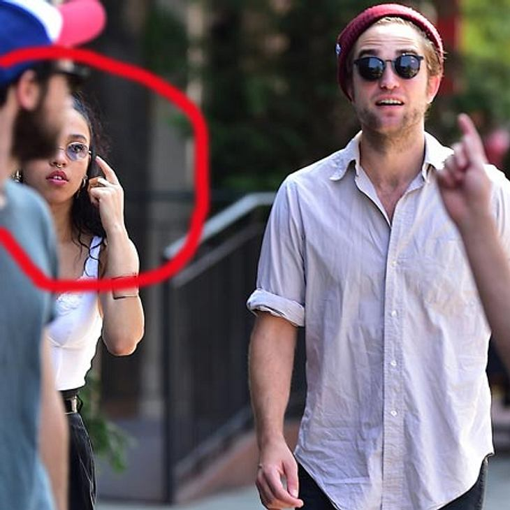 Robert Pattinson liebt Sängerin FKA Twigs