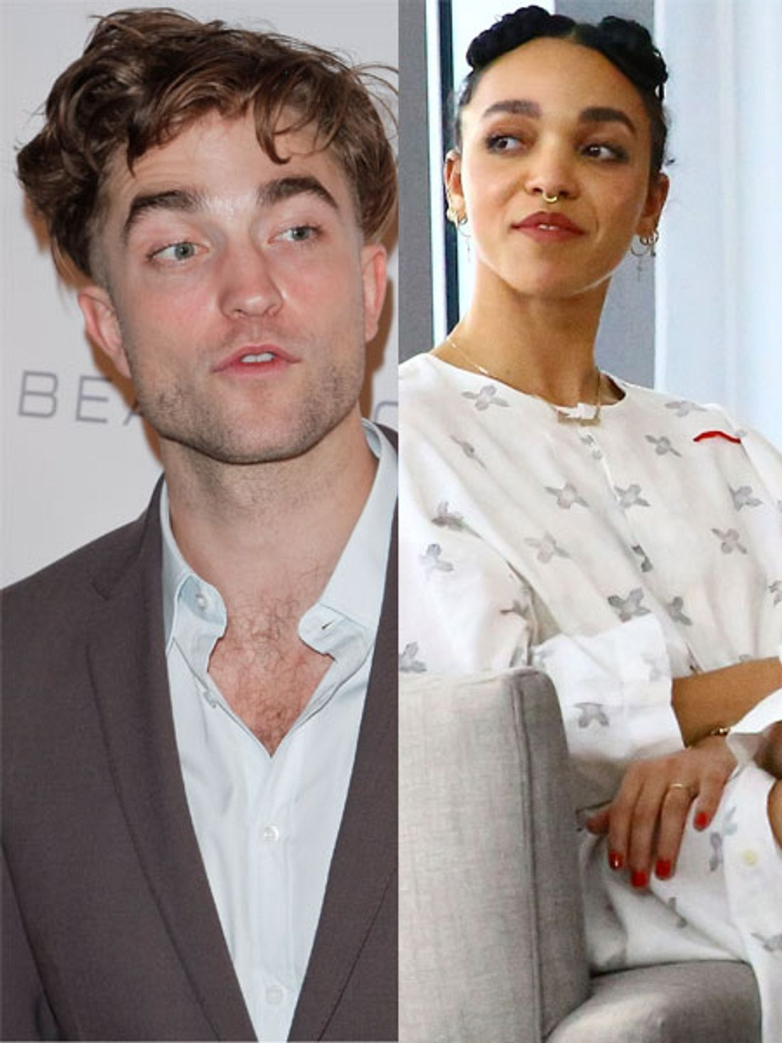 Robert Pattinson: Will seine Freundin FKA Twigs nur sein