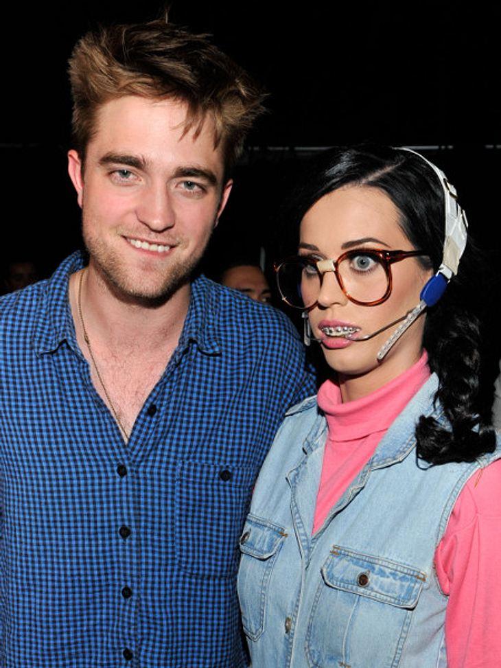 Sind Robert Pattinson und Katy Perry ein Paar?