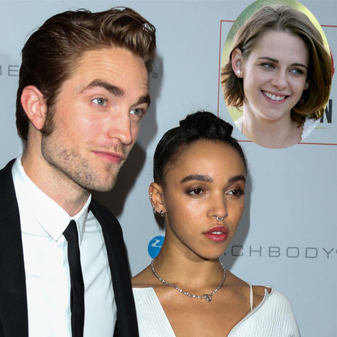 Robert Pattinson und FKA twigs: Trennung wegen Kristen Stewart?