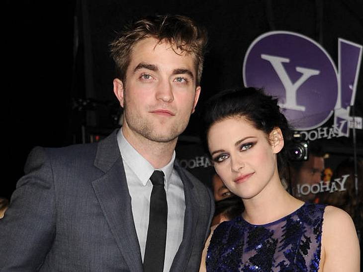 """Robert Pattinson und Kristen Stewart können stolz auf """"Breaking Dawn sein"""""""