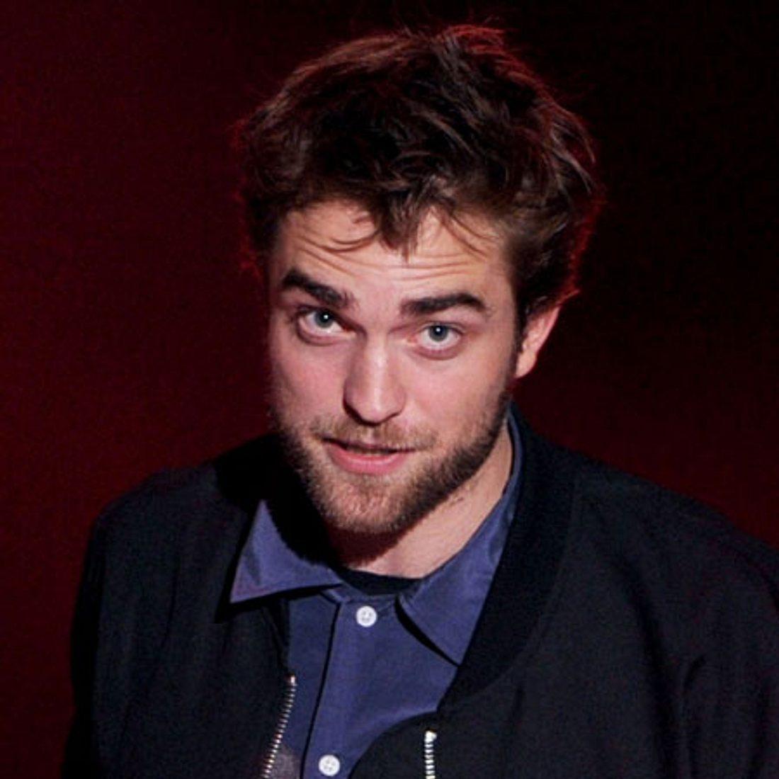 Robert Pattinson geht in Offensive