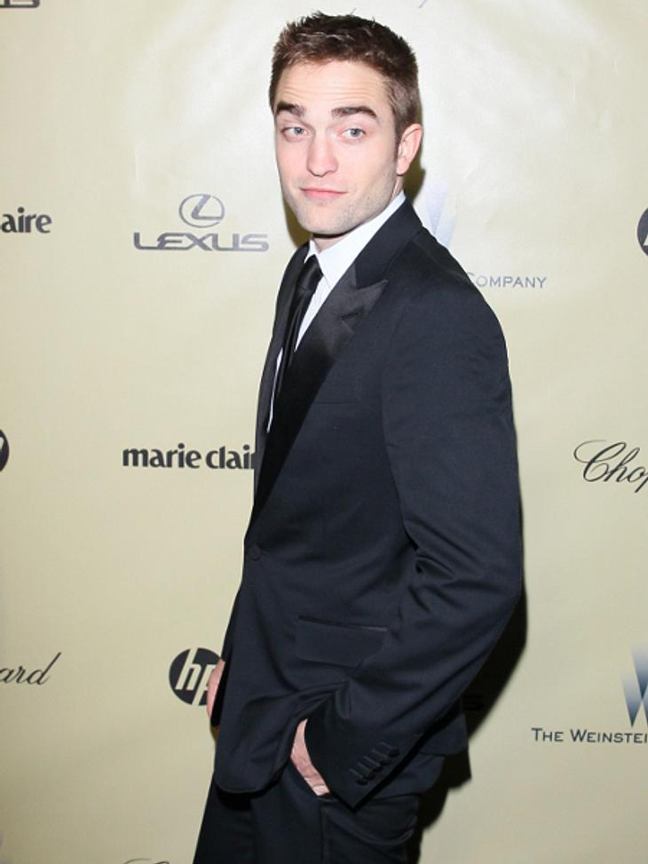 "Robert Pattinson schmiss eine ""Gatsby""-Party."