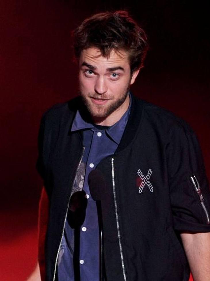 """""""Fifty Shades Of Grey"""": Ganz Hollywood kämpft um die HauptrolleFür die Story von """"Fifty Shades Of Grey"""" ließ sich die Autorin von der """"Twilight""""-Saga inspirieren. Klar, dass da auch Robert Pattinson (26) als mö"""