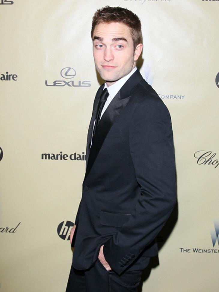 Robert Pattinson: Wer ist seine neue Freundin?
