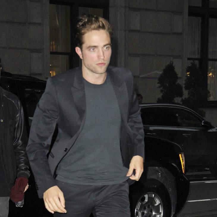 Robert Pattinson Berufswechsel