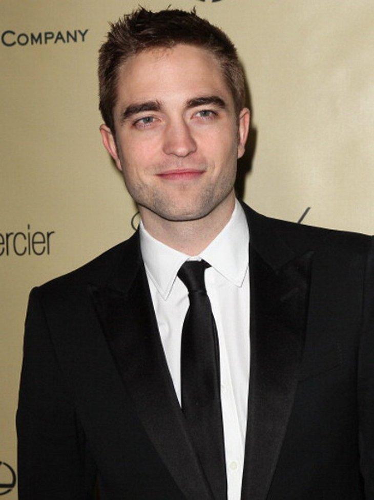 Hat Robert Pattinson eine neue Freundin?