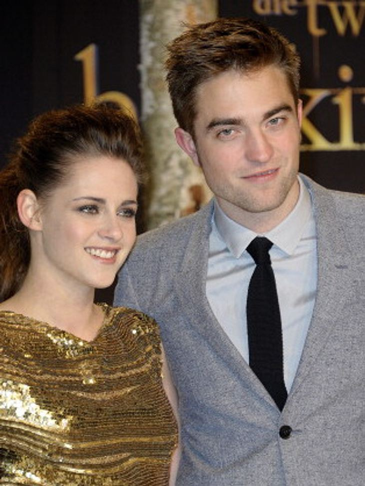 Kristen Steward und Robert Pattinson