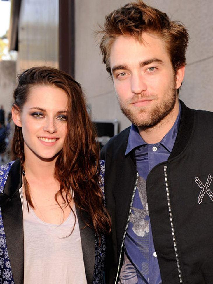 Robert Pattinson und Kristen Stewart planen einen geheimen Urlaub