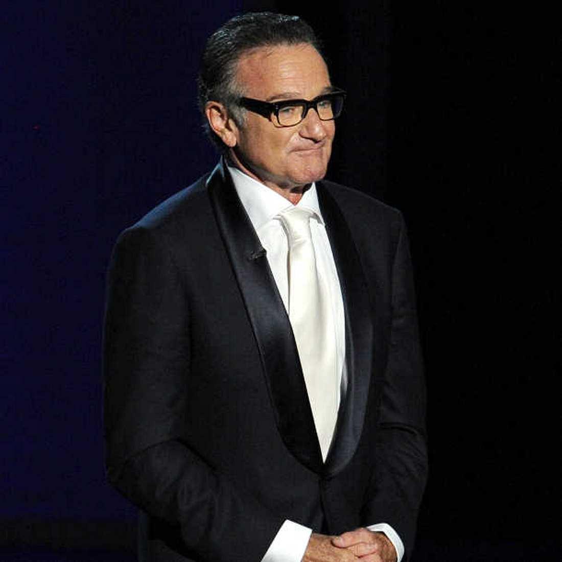 Robin Williams: War er gar nicht depressiv?