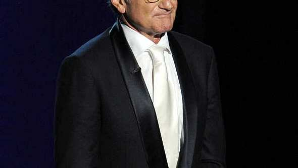 Robin Williams: War er gar nicht depressiv? - Foto: Getty Images