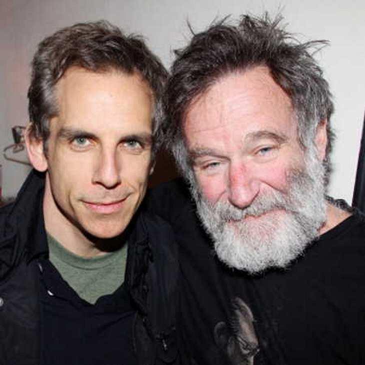 Robin Williams & Ben Stiller helfen jungen Kollegen beim Prom-Date!