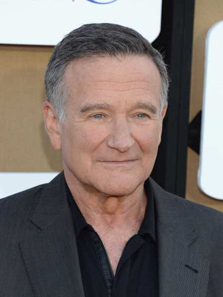 Robin Williams befindet sich in der Entzugsklinik