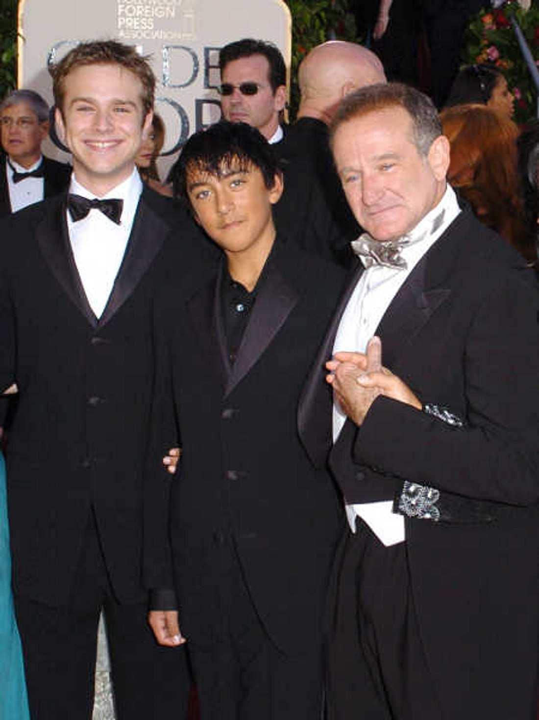 Seine Kinder trauern um Robin Williams