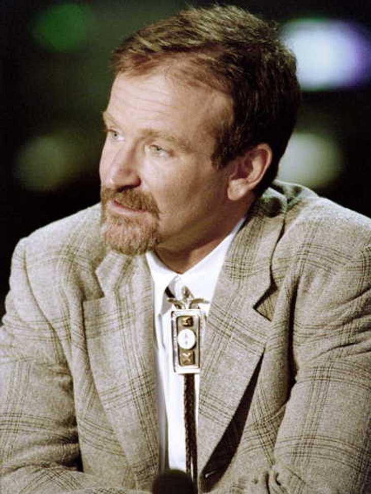 Robin Williams: So tragisch war sein Selbstmord