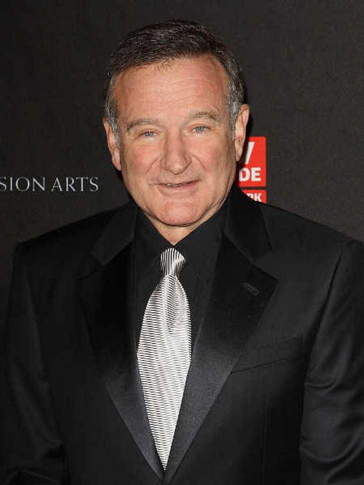 Selbstmord als Todesursache von Robin Williams noch nicht bestätigt.
