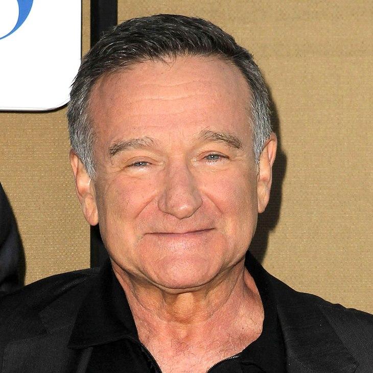 Robin Williams nahm sich 2014 das Leben