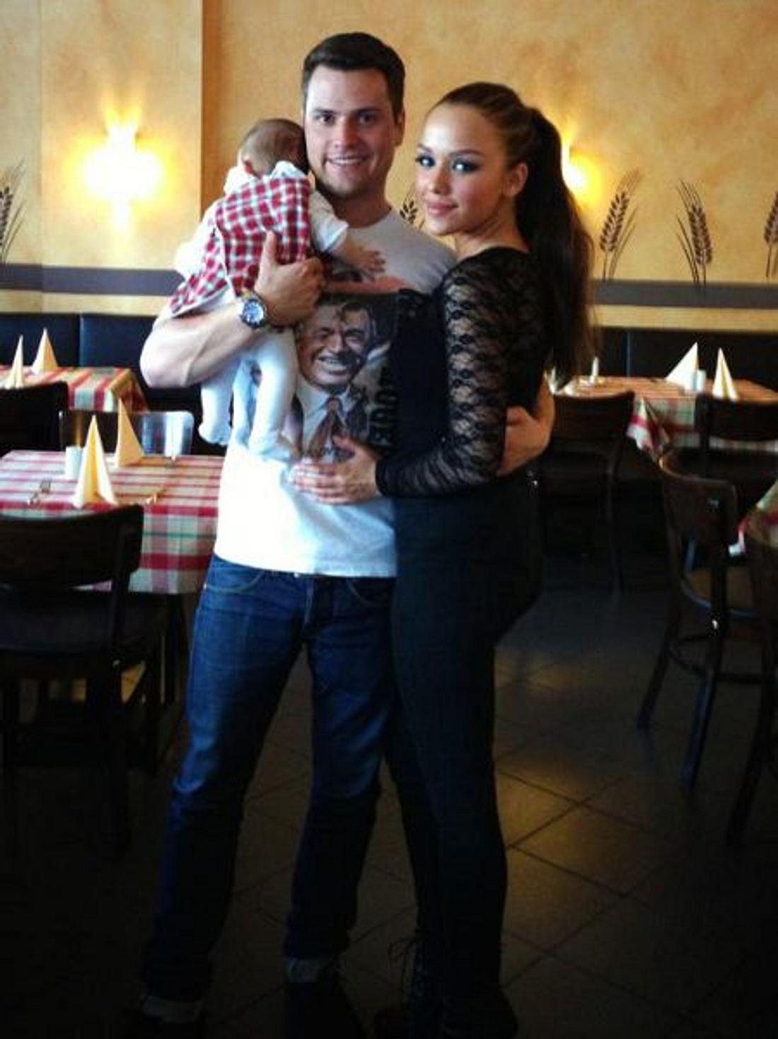 Rocco Stark, Kim Gloss und Amelia: Das Glück war nicht von langer Dauer