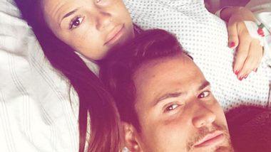 Rocco Stark: Seine Freundin liegt im Krankenhaus - Foto: Instagram/ Rocco Stark