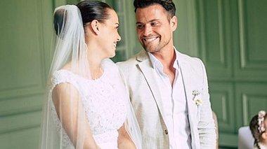 Dieses Detail haben bei Rocco Starks Hochzeit alle übersehen - Foto: Instagram/@roccostark