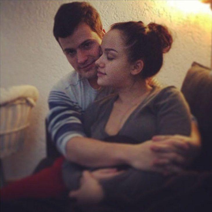 Rocco Stark und Kim Gloss: Erstes Foto nach der Geburt