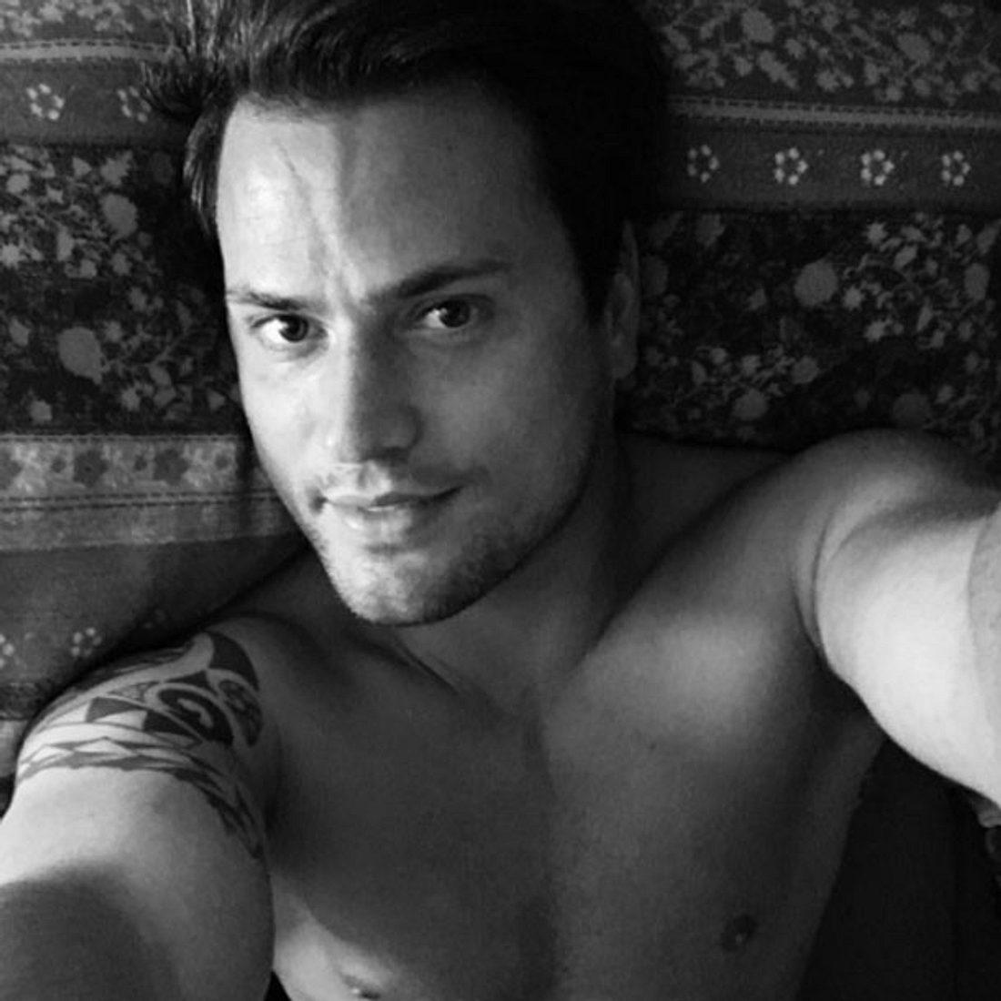 Rocco Stark zeigt sich nackt