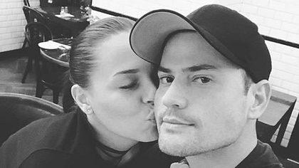 Rocco Stark und Nathalie - Foto: Instagram/ roccostark