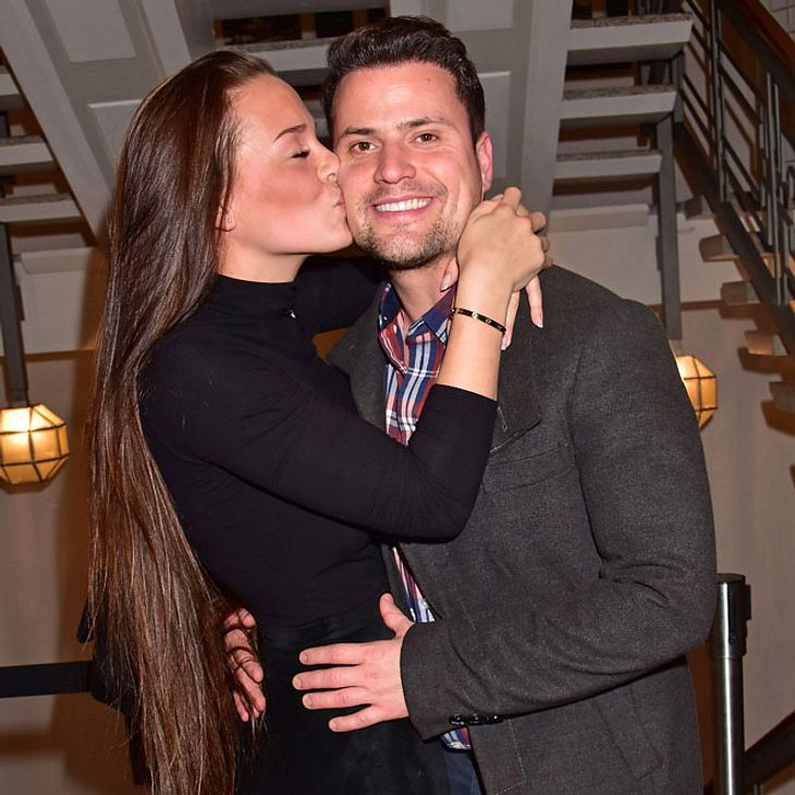 Rocco Stark turtelt wieder mit Nathalie