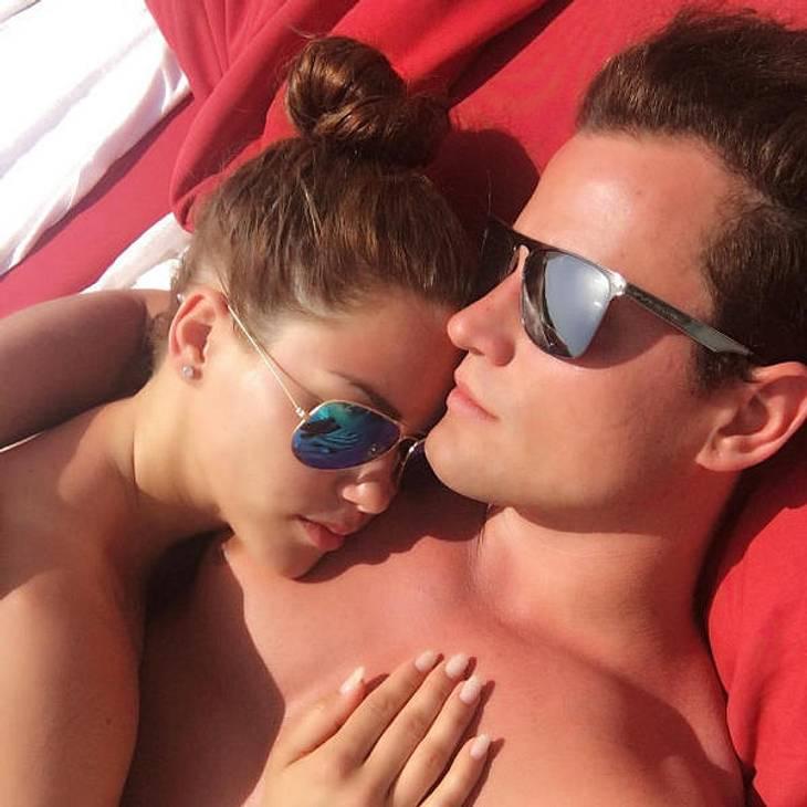 Rocco Stark und Angelina Heger: Liebescomeback?