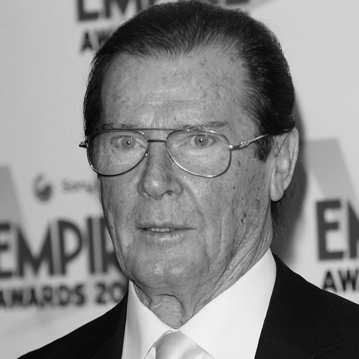 Roger Moore: Die James Bond-Legende ist tot!