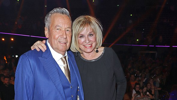 Roland Kaiser & Mary Roos - Foto: Getty Images
