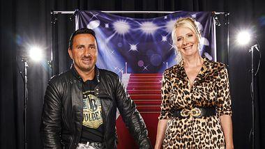 Roland und Steffi Bartsch - Foto: TVNOW / Stefan Gregorowius