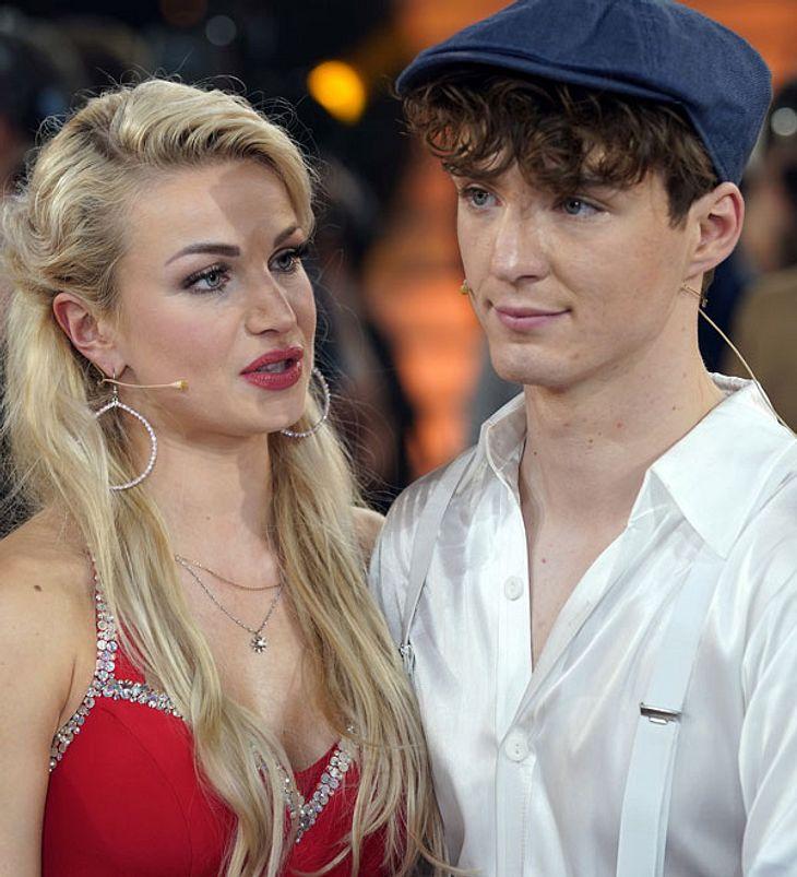Roman Lochmann und Katja