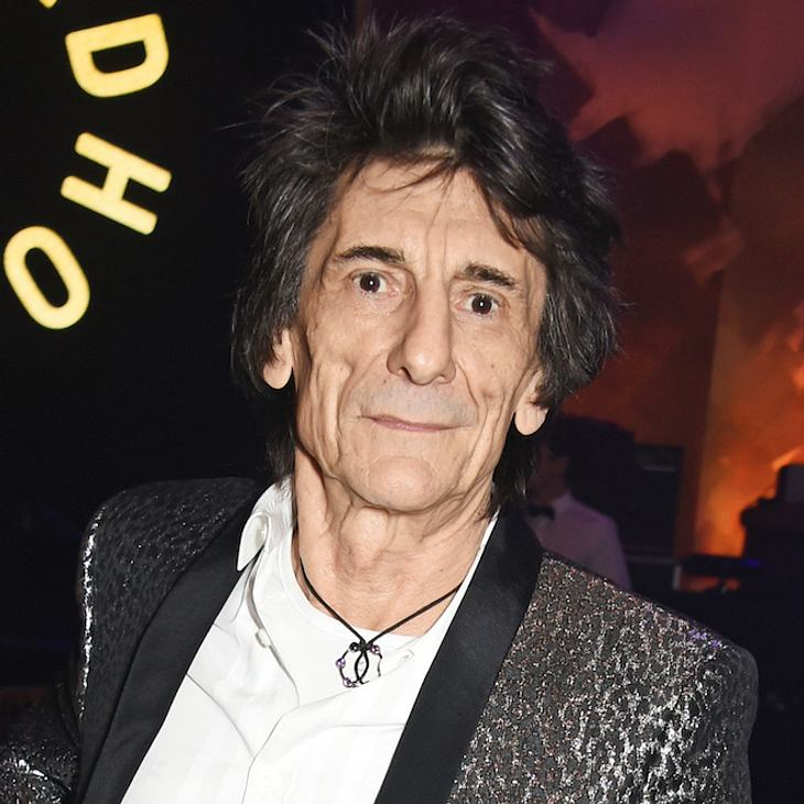 """Rolling Stones""-Ron Wood: Schock-Diagnose Lungenkrebs"