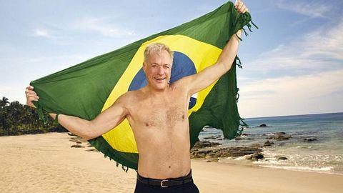Ronald Schill lebt privat in Brasilien - Foto: Sat.1 / Richard Hübner