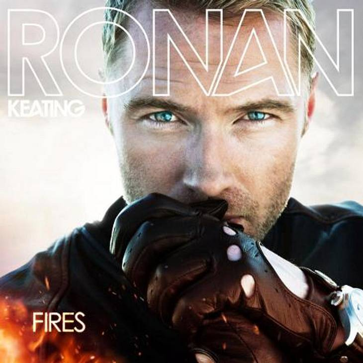 "Ronan Keatings neues Album ""Fires"" steht in den Startlöchern"