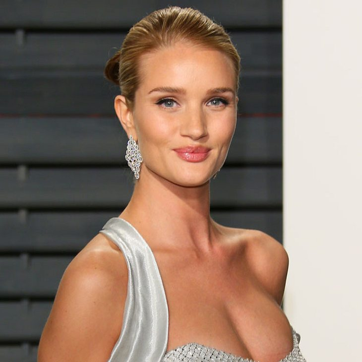 Rosie Huntington-Whiteley: Das Baby ist da!