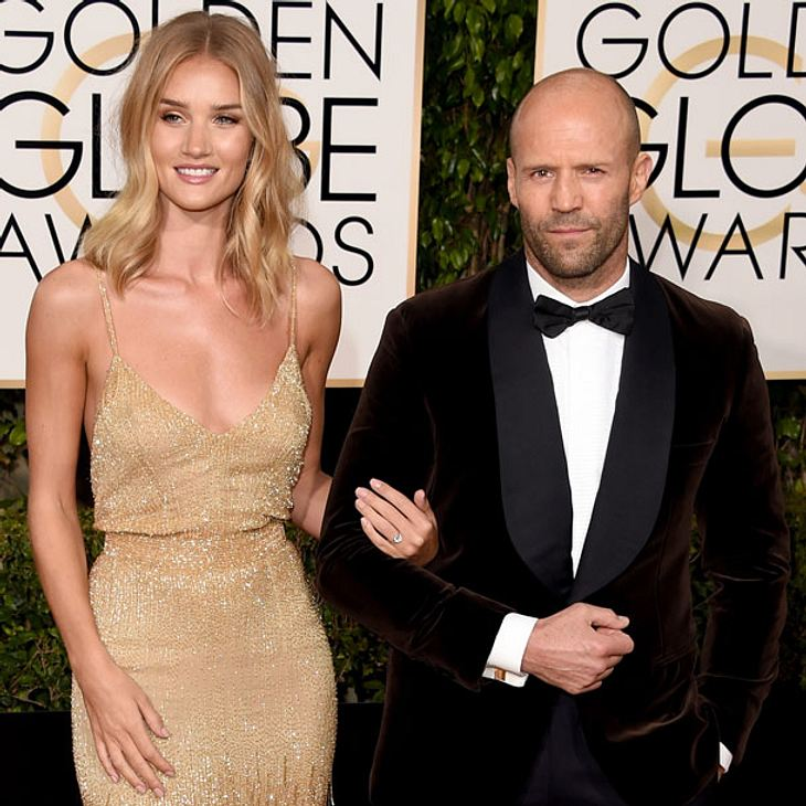 Rosie Huntington-Whiteley Jason Statham verlobt