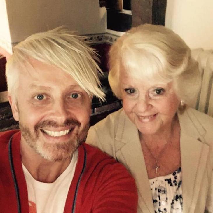 Ross Antony gönnt seiner Mutter einen neuen Lebenspartner