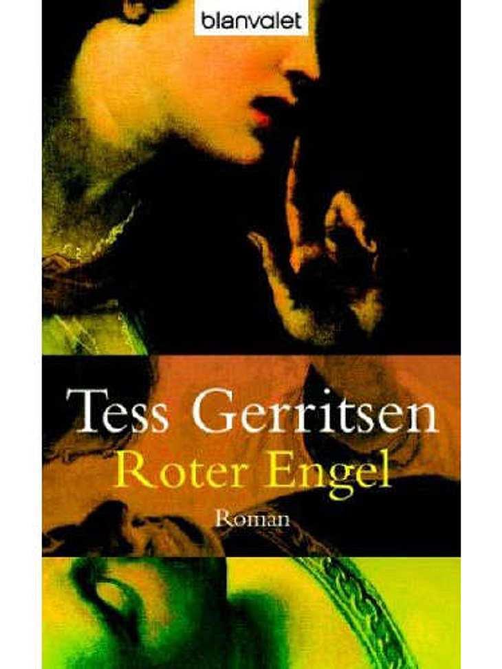 """""""Roter Engel"""" von Tess GerritsenDarum geht's in """"Roter Engel"""" von Tess Gerritsen: Die junge Ärztin Toby Harper ist den merkwürdigen Krankheitsfällen einer Nobel-Wohnanlage auf der Spur. Zielstrebig verfolgt sie die Spure"""