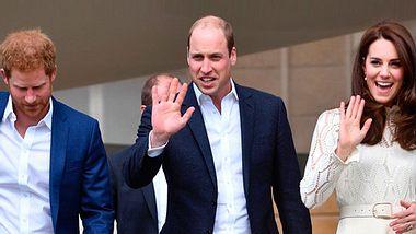 Prinz Harry & Meghan Markle: Süße Baby-News - Foto: Getty Images