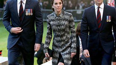 Die Royals: Nackt-Skandal!  - Foto: WENN