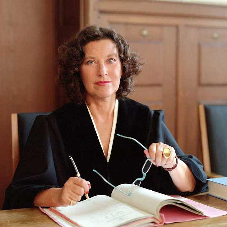 RTL-Richterin Ruth Herz: Das macht sie heute!