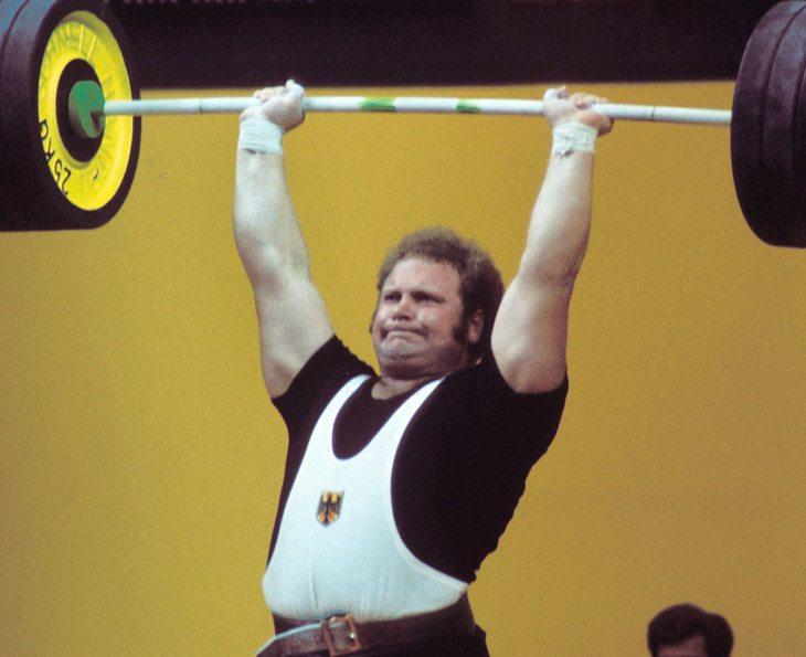 Gewichtheber Rudolf Mang ist gestorben