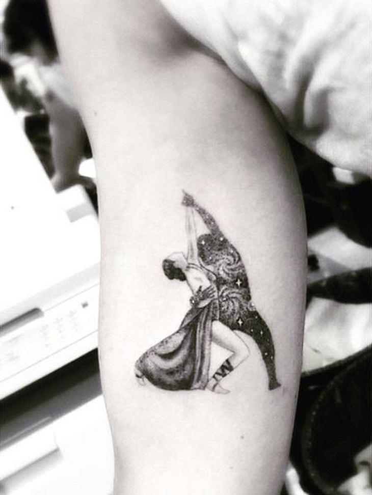 Dieses Tattoo ließ sich Rumer Willis stechen