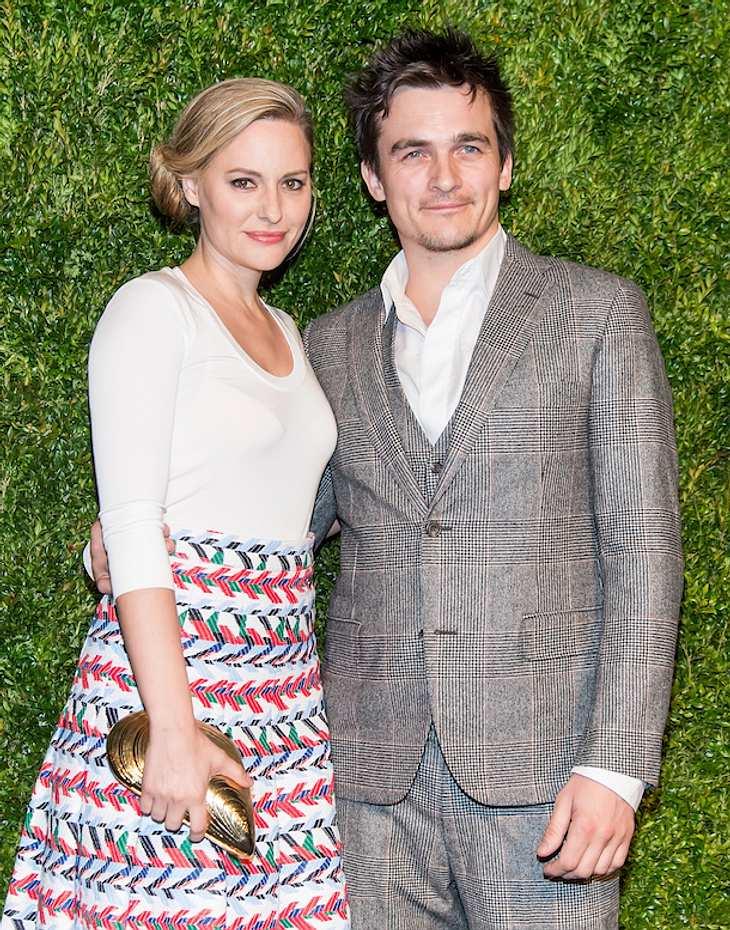 Rupert Friend & Aimee Mullins: Sie haben heimlich geheirtatet!