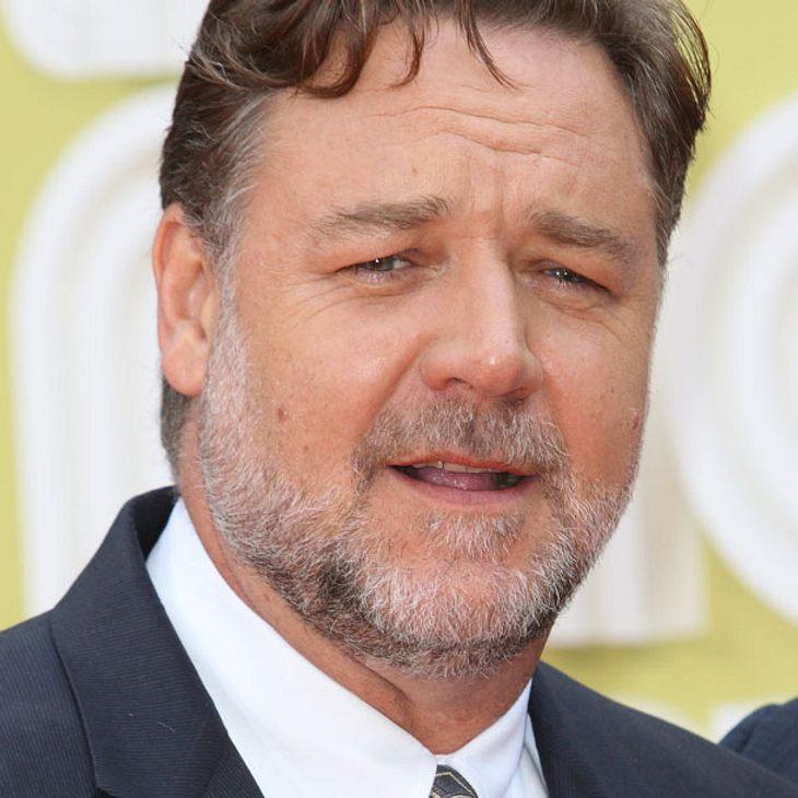 Russell Crowe: Schlimme Vorwürfe gegen den Schauspieler