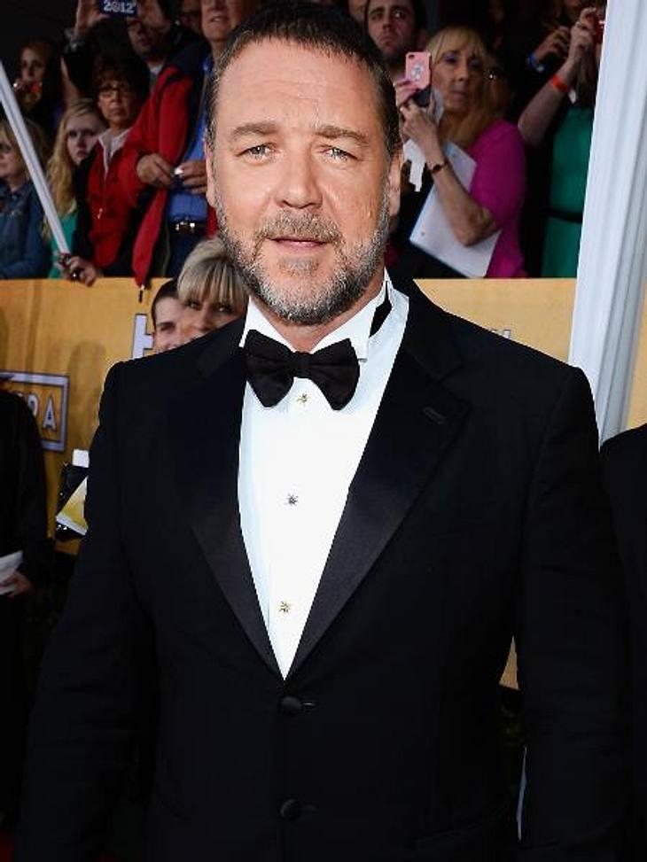 Glaubt Russell Crowe an Aliens?